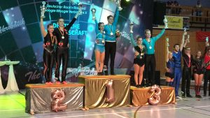 Deutsche Meisterschaft Rock 'n' Roll Akrobatik