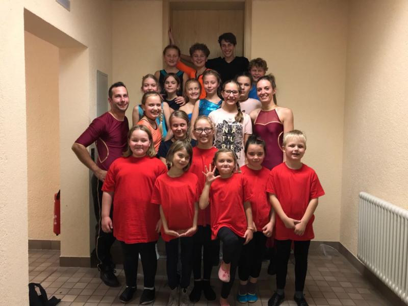 Benefizauftritt beim Bötzinger Tanzfest