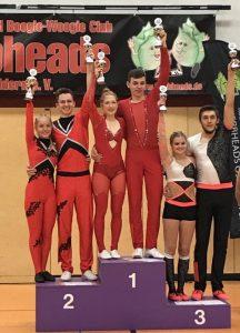 Read more about the article Zweiter Sieg für Katrin und Elias innerhalb acht Tagen!