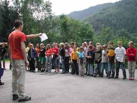 Zeltlager 2005