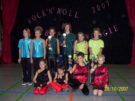 15. Plauschturnier Tanzsportclub Harmersbachtal e.V.