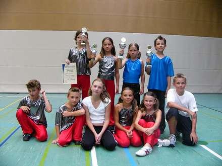 2.Gofi-Breitensport-Wettbewerb