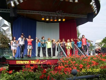 Rock'n'Roll Tag im Europa-Park