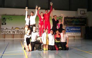 Erfolgreicher Ausflug zum 1. Bern-Cup in die Schweiz