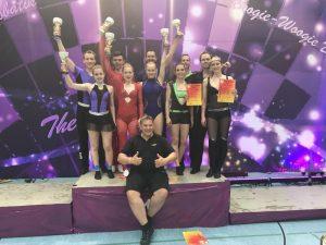 Vier Paare qualifiziert zur Deutschen Meisterschaft!!!