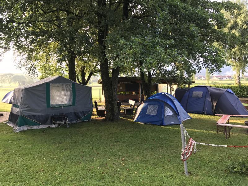 Zeltlager in Zell Am Harmersbach