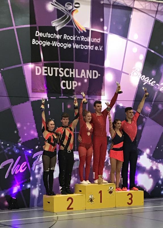 Deutschland Cup 2018