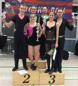 Twisting Grizzlies Cup & Herbstmeisterschaften in Böblingen 2016