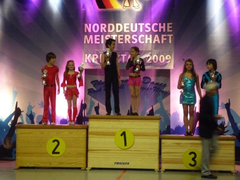 Norddeutschen Meisterschaften Rock'n'Roll