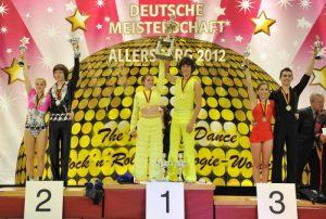 Read more about the article Bötzinger auf Treppchen bei Deutscher Meisterschaft