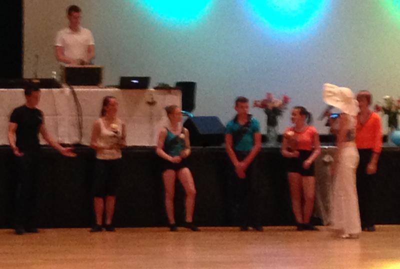 Bambinlauf und Tanzschule